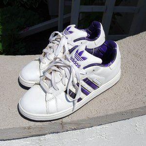 Adidas Campus ST Trefoil Plaid Shoes